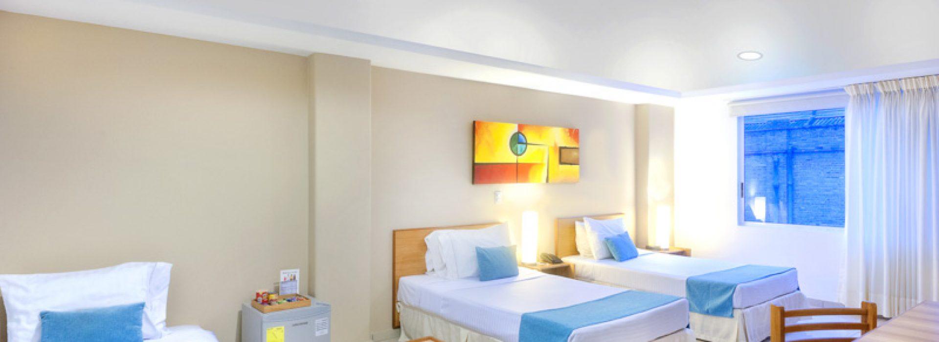 Nuestro Hotel en Cali, Hotel MS Centenario, pertenece a la Cadena MS.