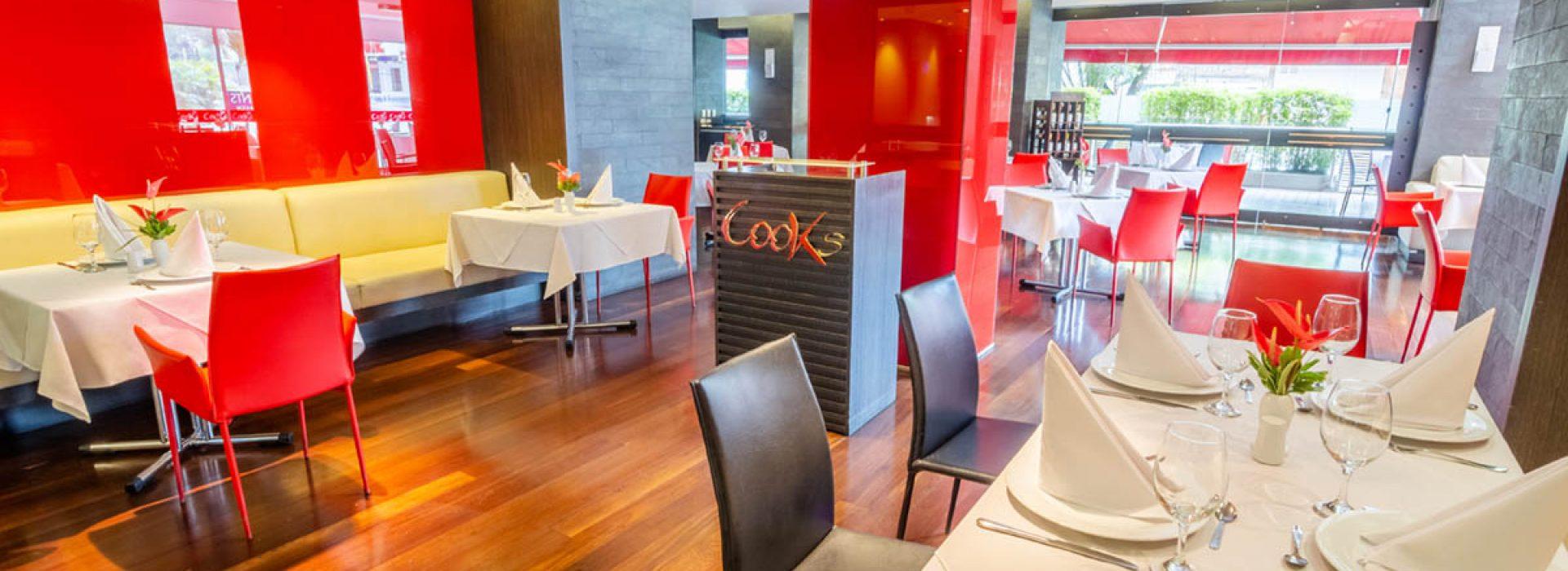 Restaurante Cook's 3